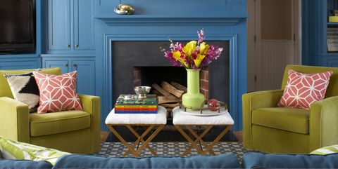 40 Vibrant Room Color Ideas How To Decorate With Bright Colors