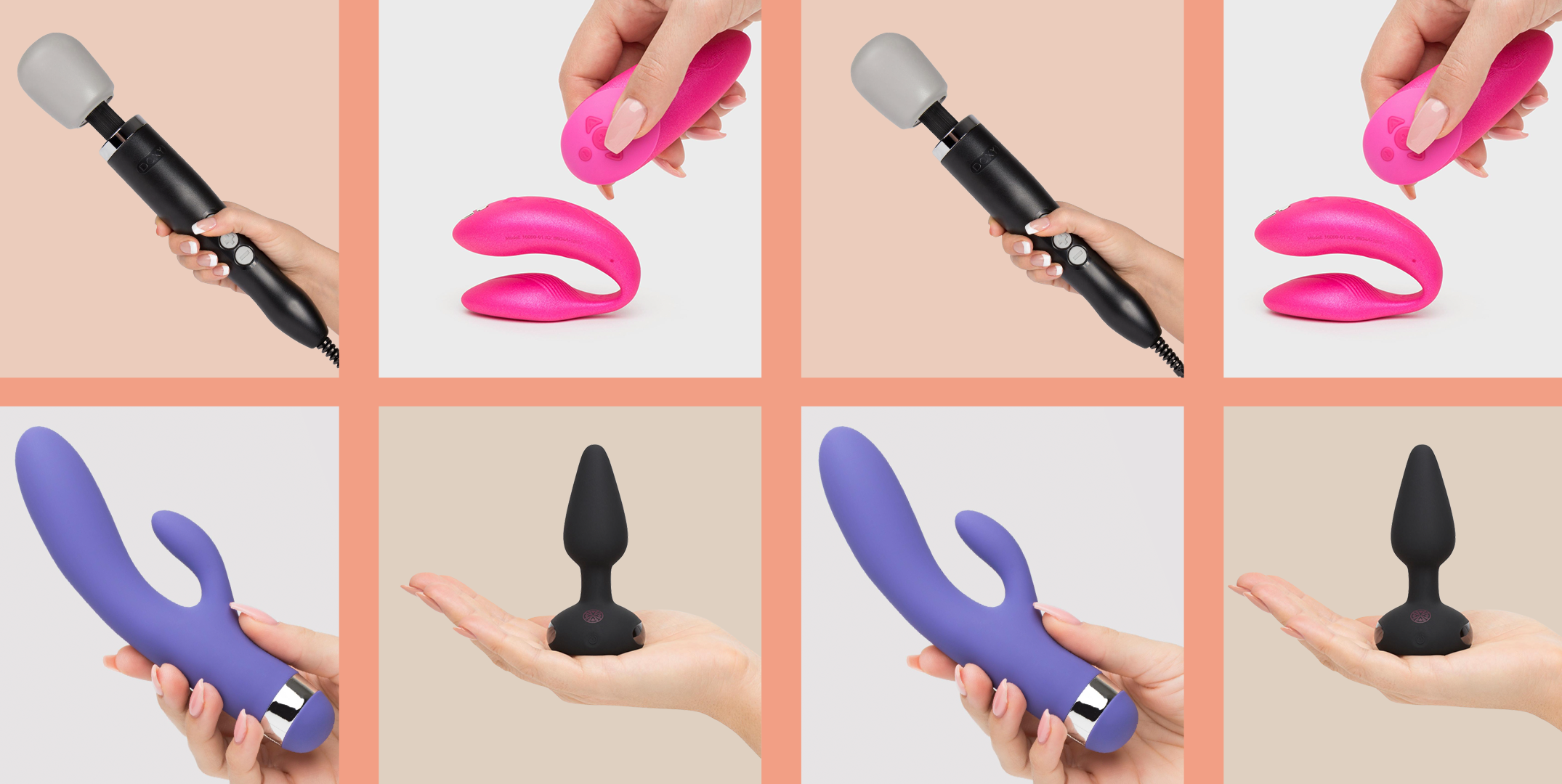 How to Use 7 Most Common Vibrators - List of Vibrators