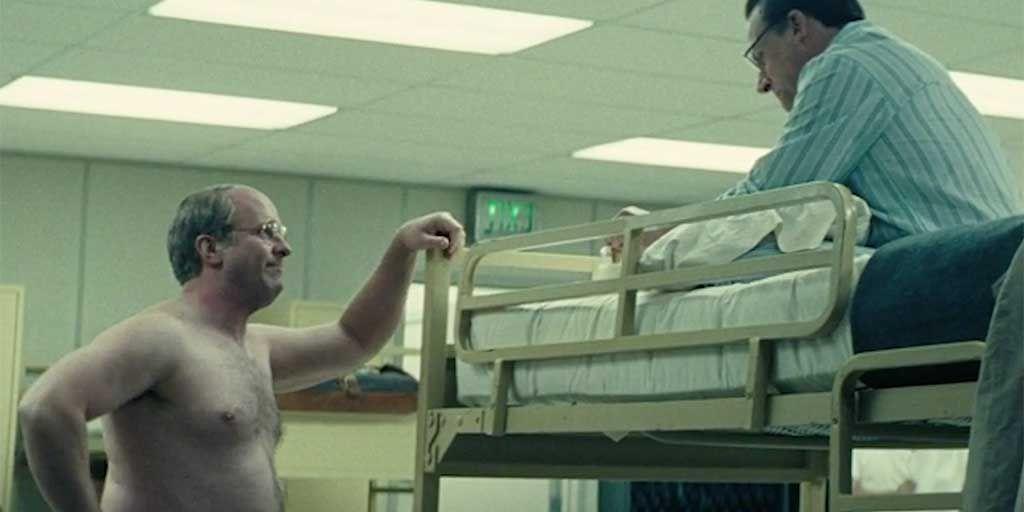 Christian Bale en 'El vicio del poder'