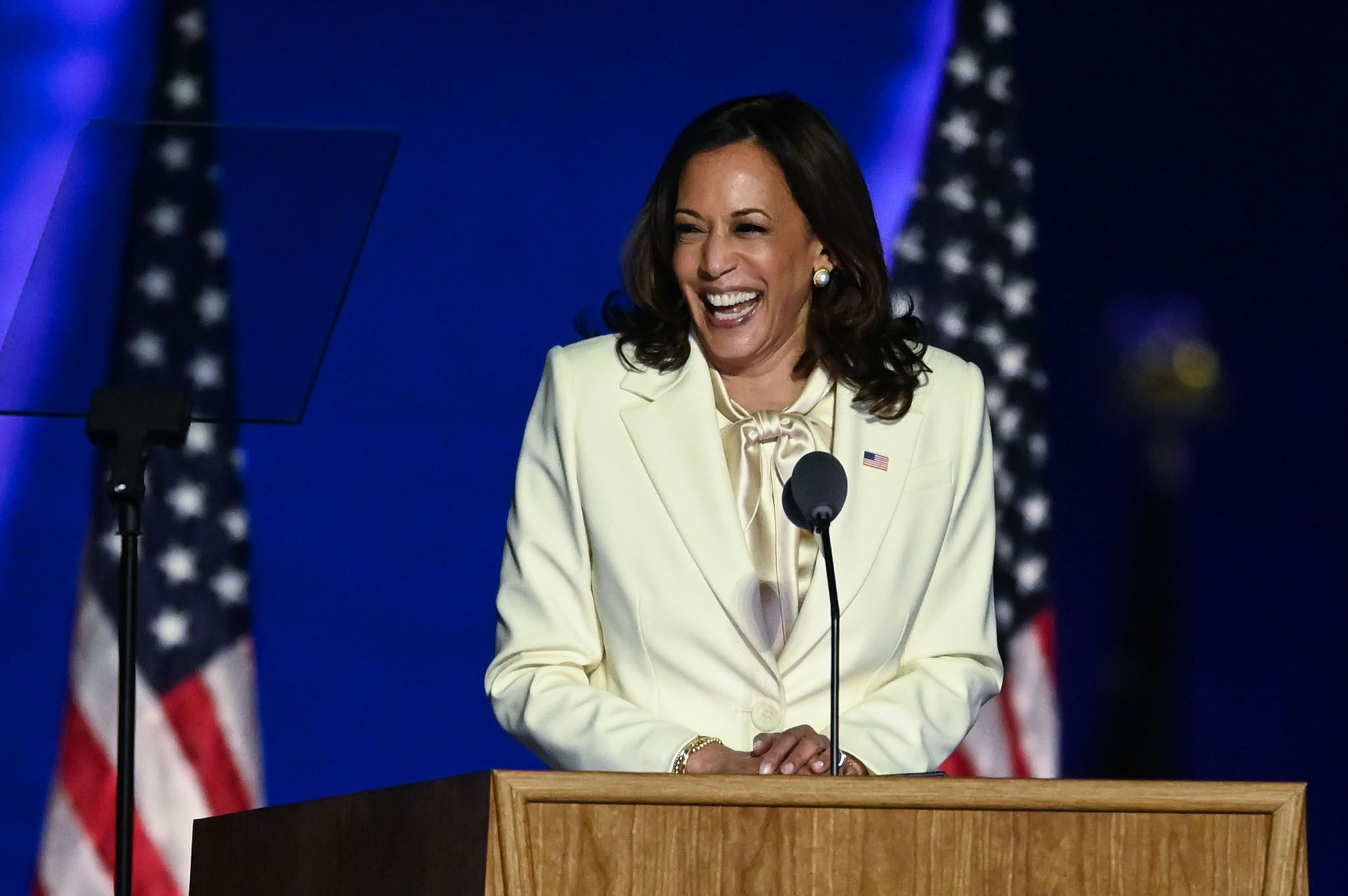 Kamala Harris S Full Victory Speech As Vice President Elect