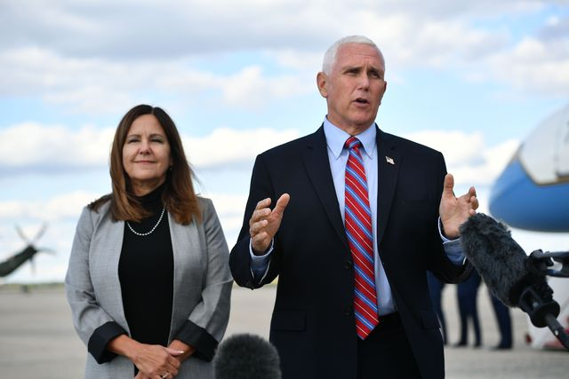 Vice President Mike Pence & Karen Pence to Publicly Receive COVID-19 Vaccine