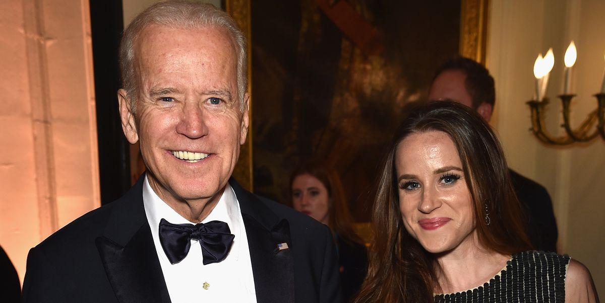 Who is Ashley Biden? - Meet Joe Biden's Activist and Fashion Designer  Daughter