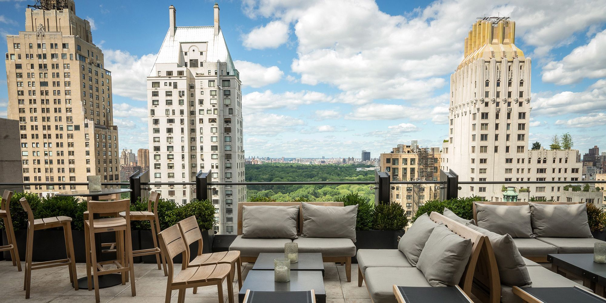 The Roof at the Viceroy Central Park — Midtown