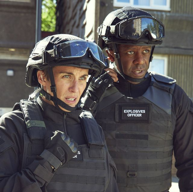 trigger point pictured vicky mcclure and adrian lester