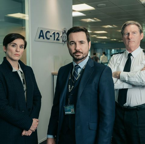 vicky mcclure martin compston and adrian dunbar line of duty