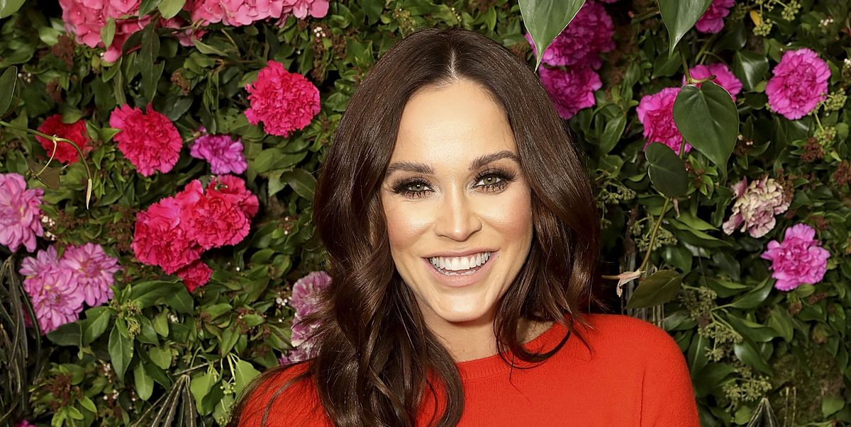 Vicky Pattison shares inspiring message of self-acceptance with throwback photo