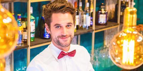 Barman Victor Abeln uit First Dates