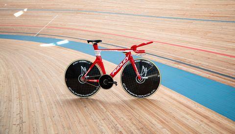 De fiets van Victor Campenaerts
