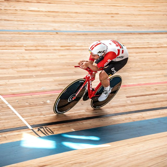Here's the Customized Ridley Used to Set the New Hour Record