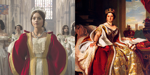 Who's Who on Victoria