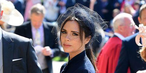 Royal Wedding guests- Victoria Beckham