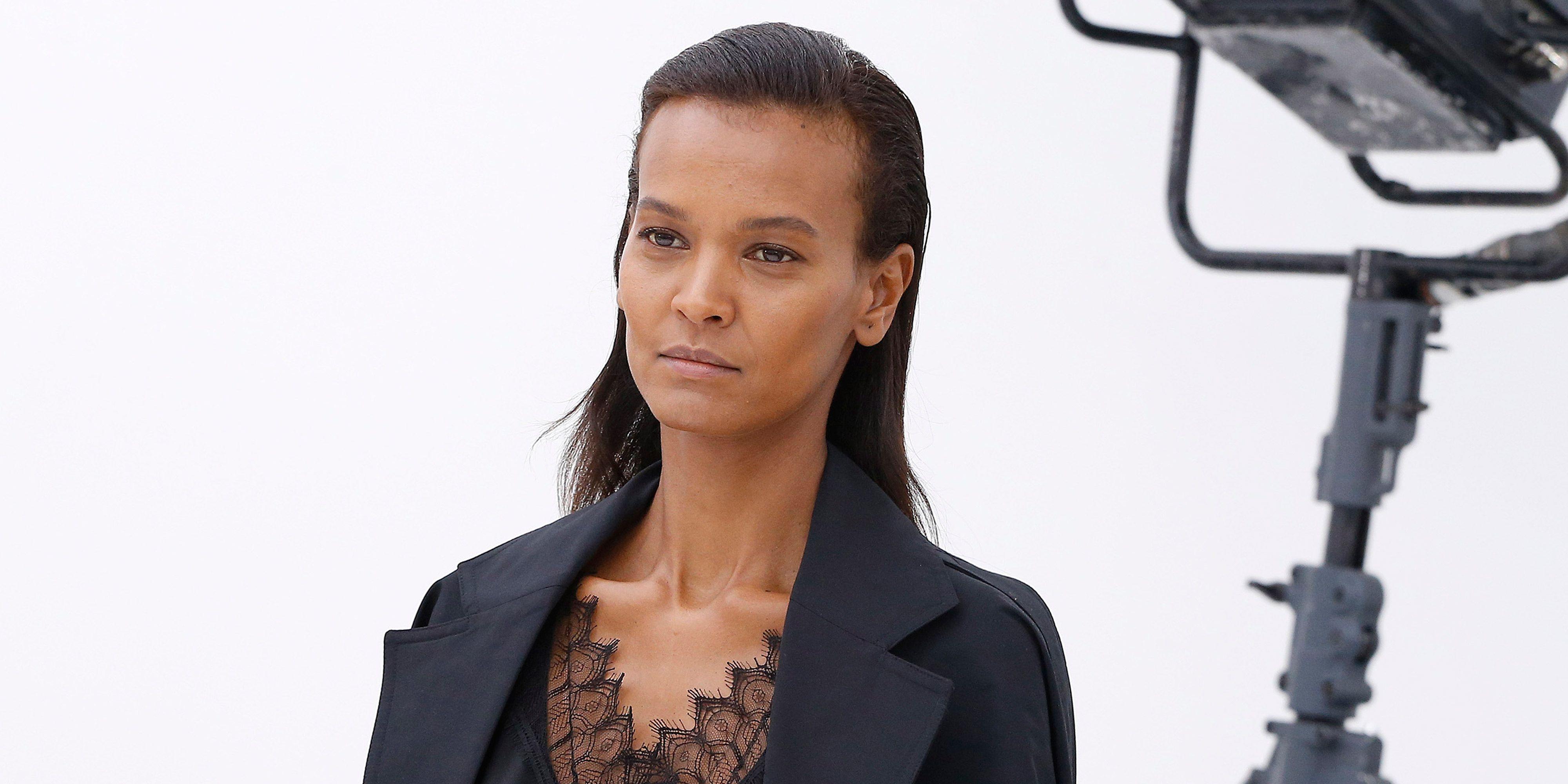 Victoria Beckham show ageless beauty