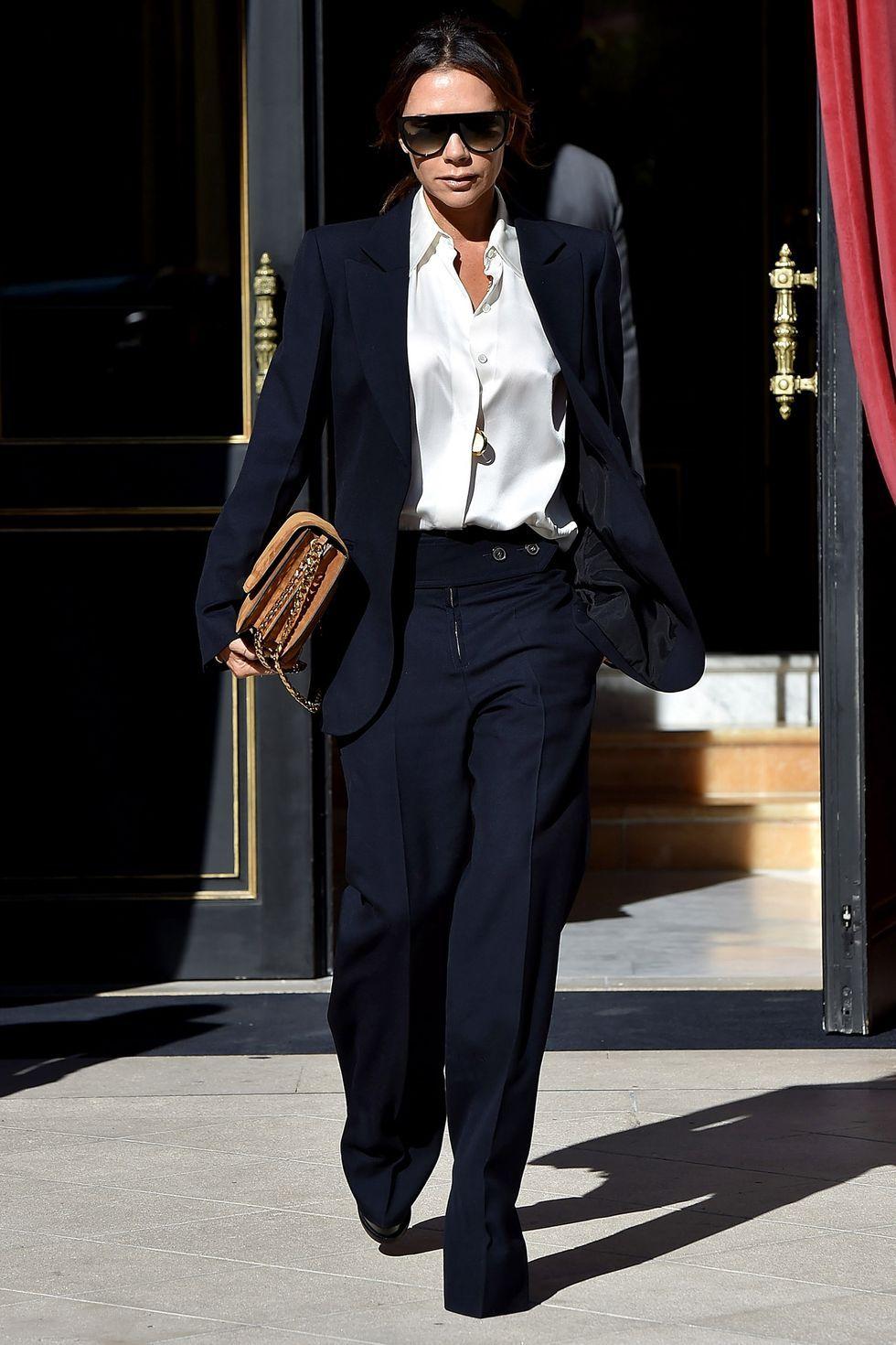Celebrity Sightings : Paris Fashion Week Womenswear Spring/Summer 2019 : Day Three