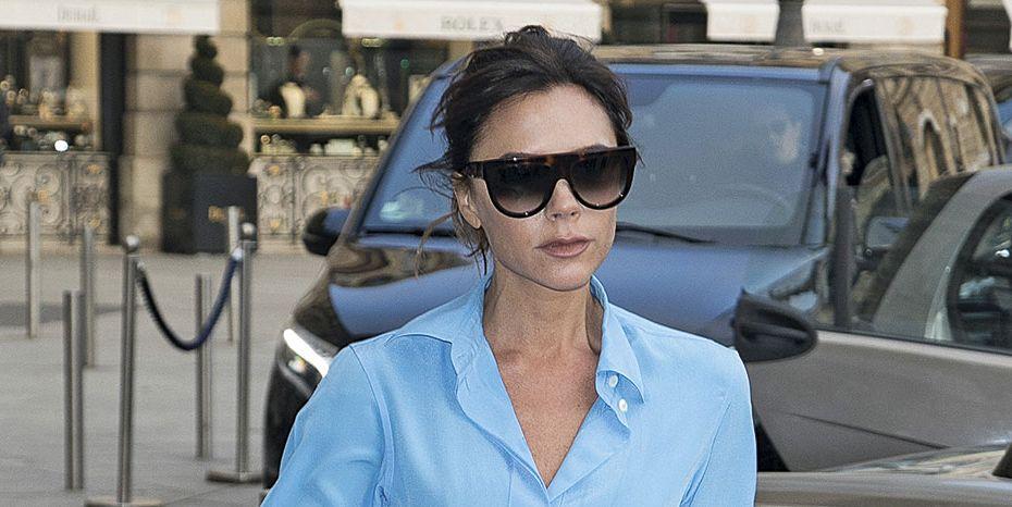 Victoria Beckham, copia su look