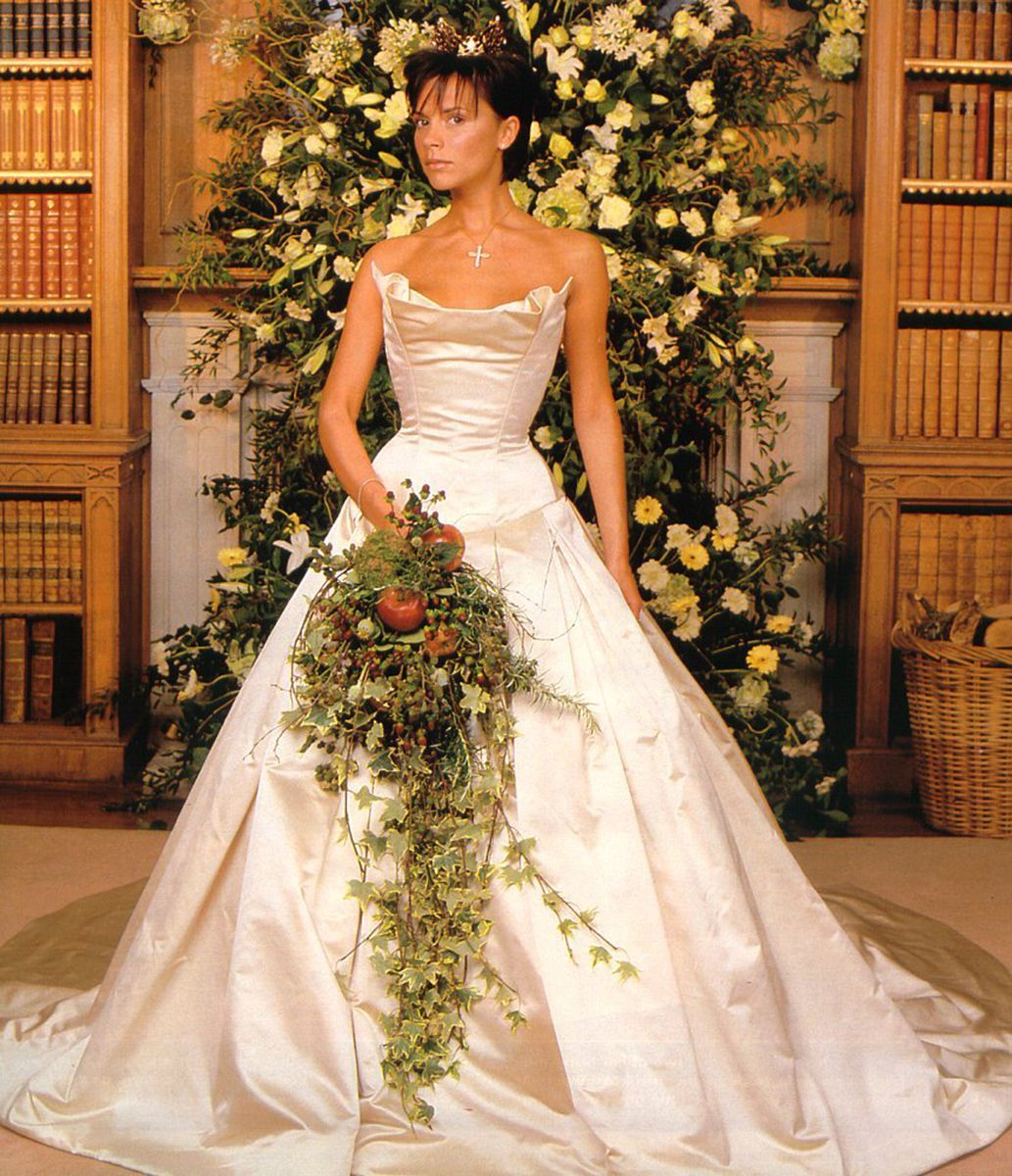 Iconic Wedding Dresses Throughout History Best Wedding Dresses Of All Time