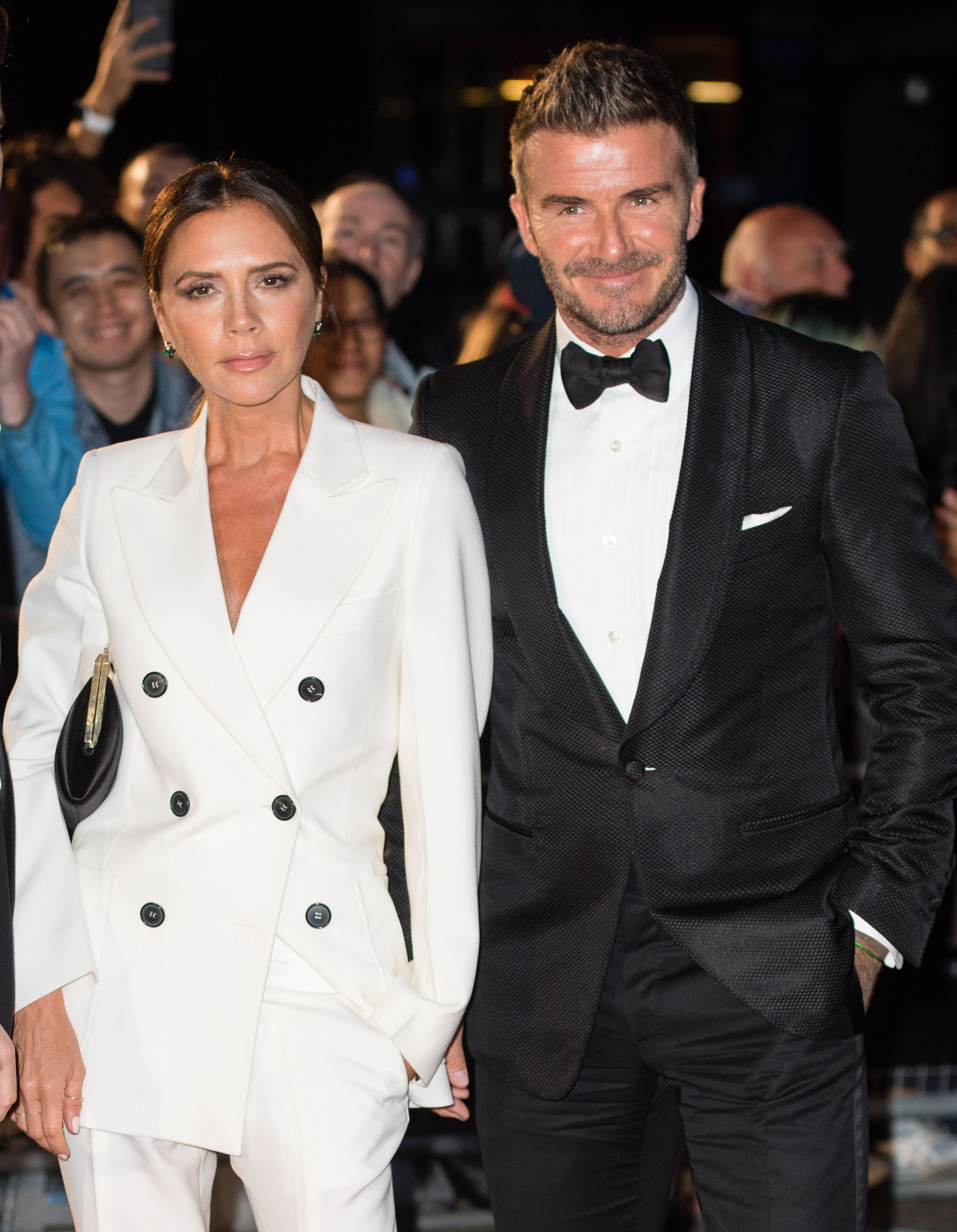 David Beckham dating historie