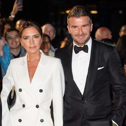 Image result for David Beckham and Victoria Beckham