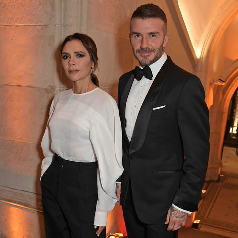 bdb0f92842909 Victoria and David Beckham Join Kate Middleton at National Portrait ...