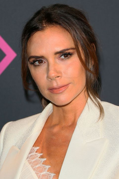 Victoria Beckham celebrity beauty secrets