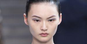 Victoria Beckham SS20 Makeup