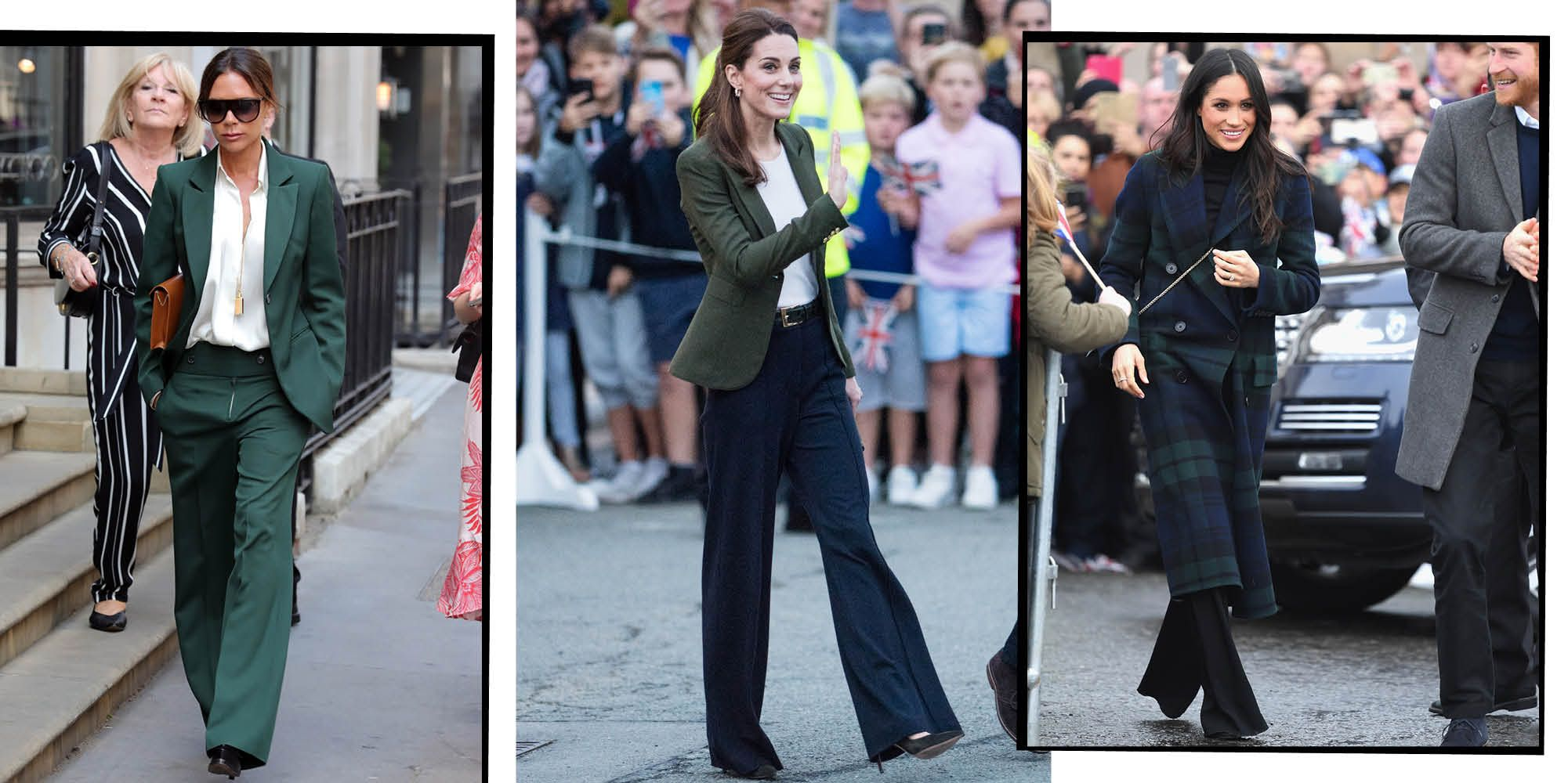 Kate Middleton Just Took A Leaf Out Of Meghan Markle And Victoria Beckham's Style Books
