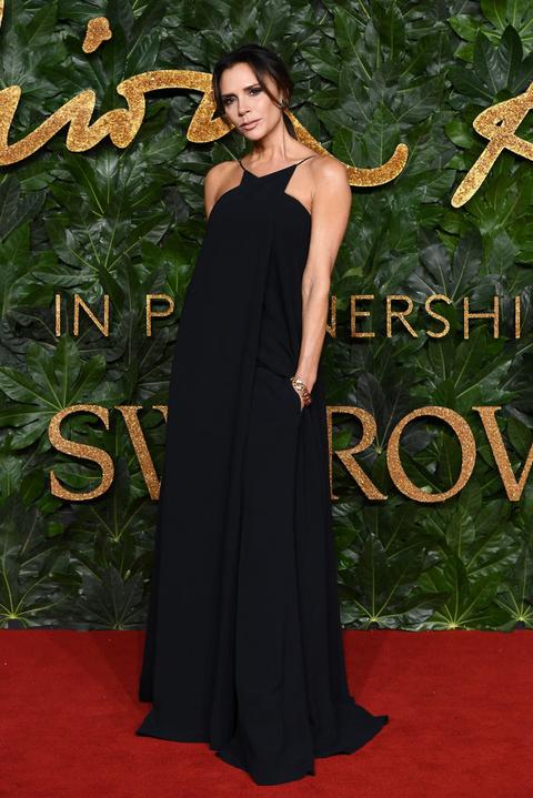 Victoria Beckham look 2018