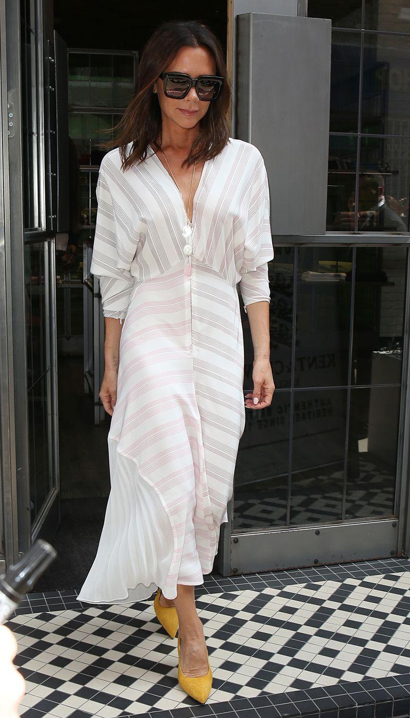 LookI Dell'estate Vestiti Sono A Beckham Di Victoria Moda 2018 Igbv6fmY7y