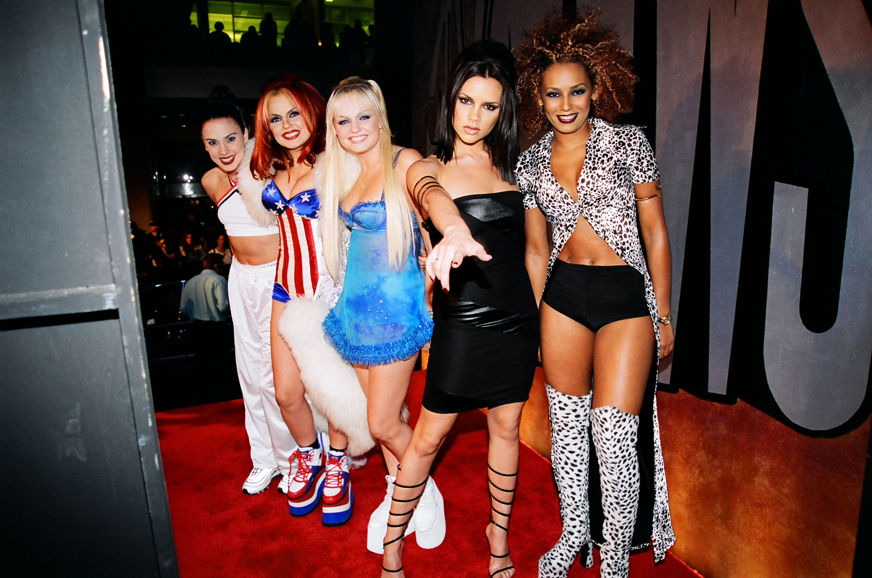 The Spice Girls never actually asked Victoria Beckham to do the reunion tour forecasting