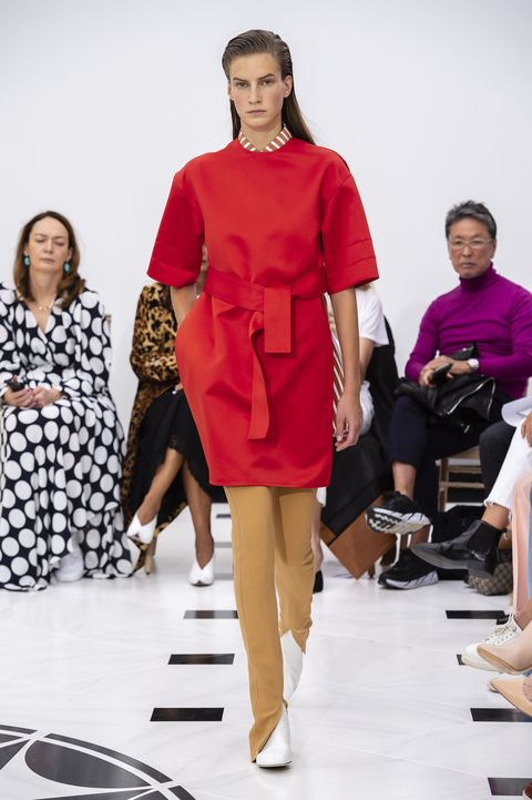 victoria beckham, victoria beckham SS 19, london fashion week, LFW, LFWSS19, primavera estate 2019, fashion week, real time women SS 19