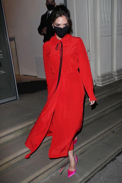 london celebrity sightings   december 7, 2020