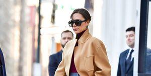 Celebrity Sightings in New York City - February 8, 2018
