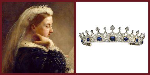 Queen Victoria's Favorite Crown