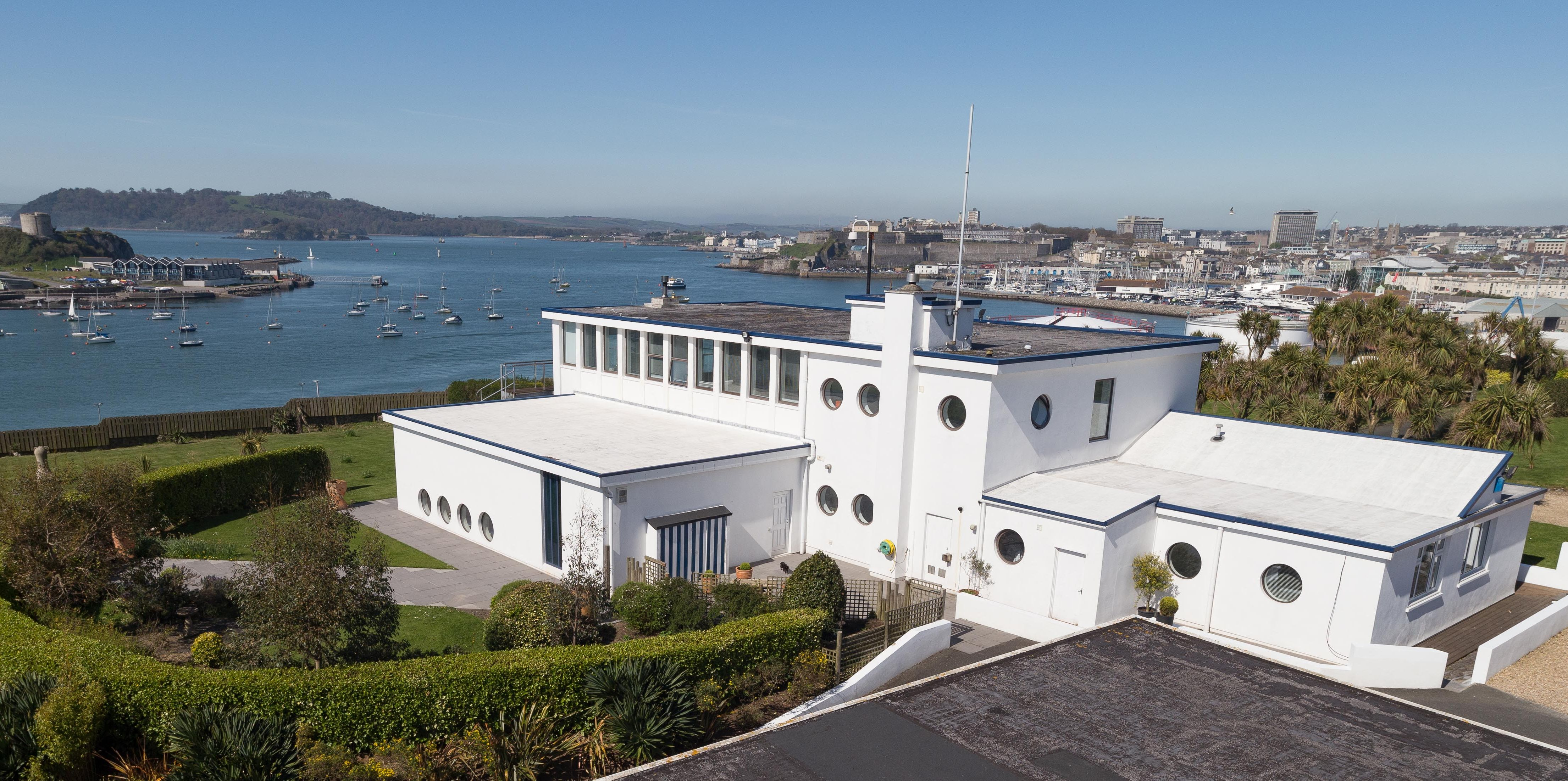Victoria House - Cattedown - Plymouth - views - Savills