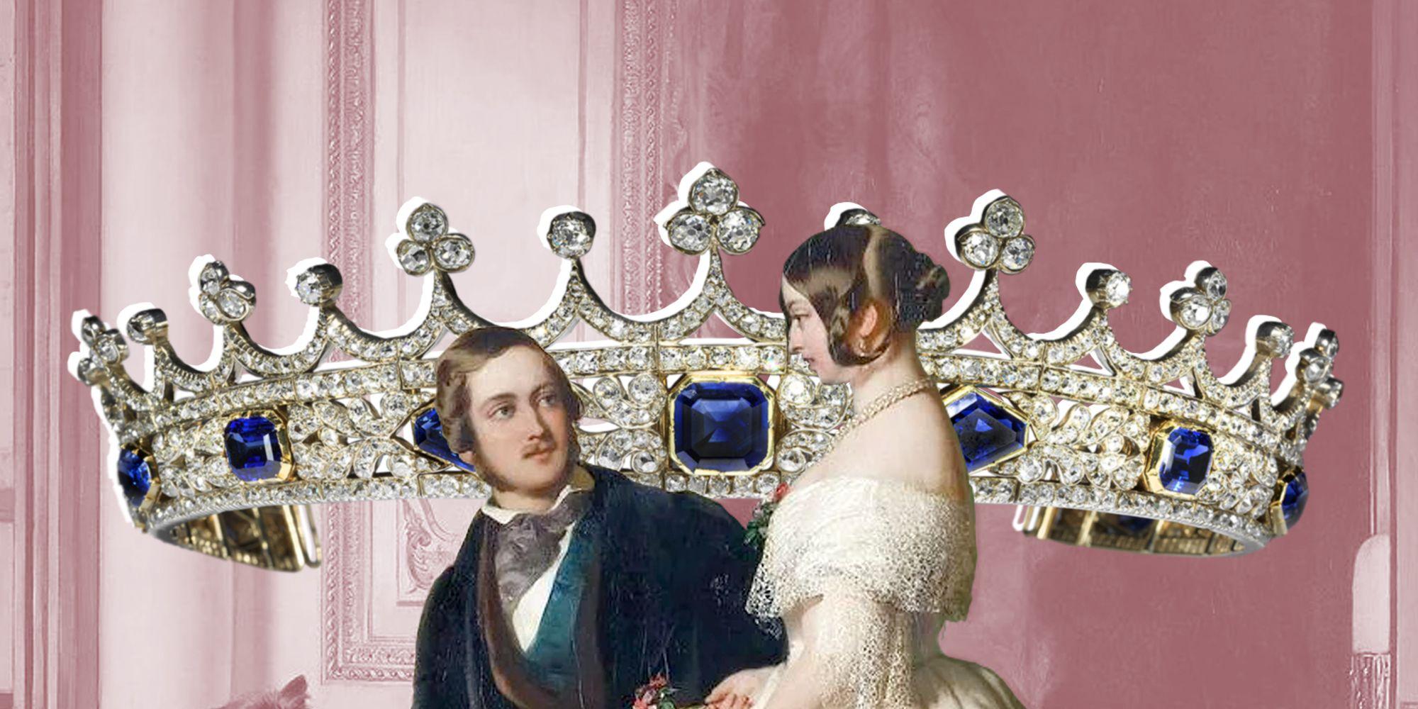 Queen Victoria Favorite Crown