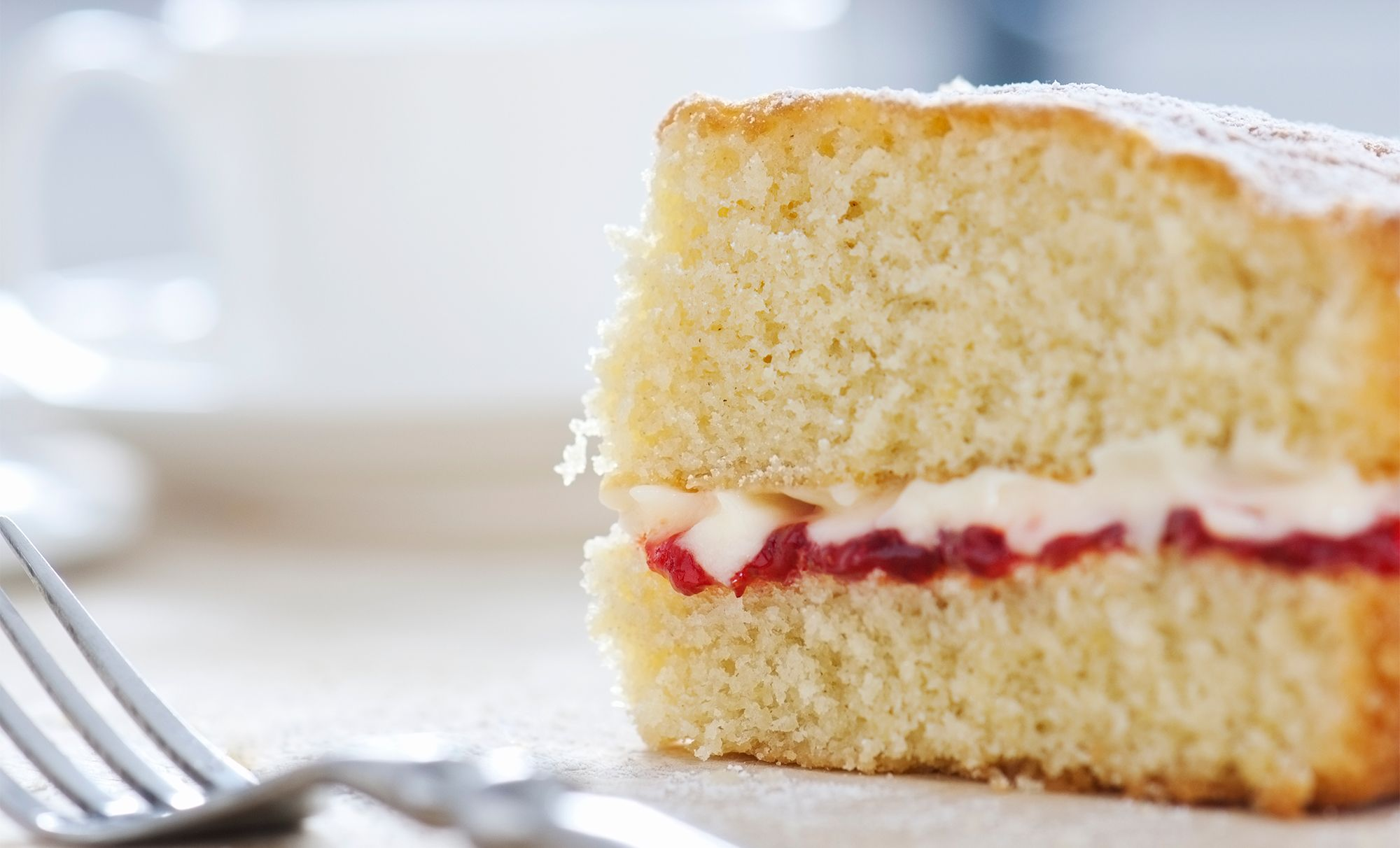 Image result for Mary Berry's classic Victoria sandwich