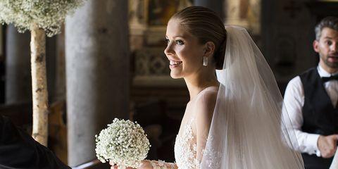 0b1f7306ae5e This Swarovski Heiress s Wedding Is Basically a Real-Life Fairytale