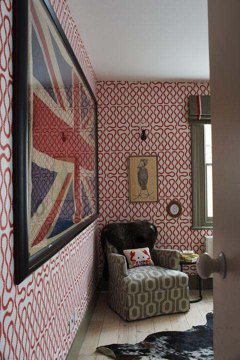 Red BedroomIdeas