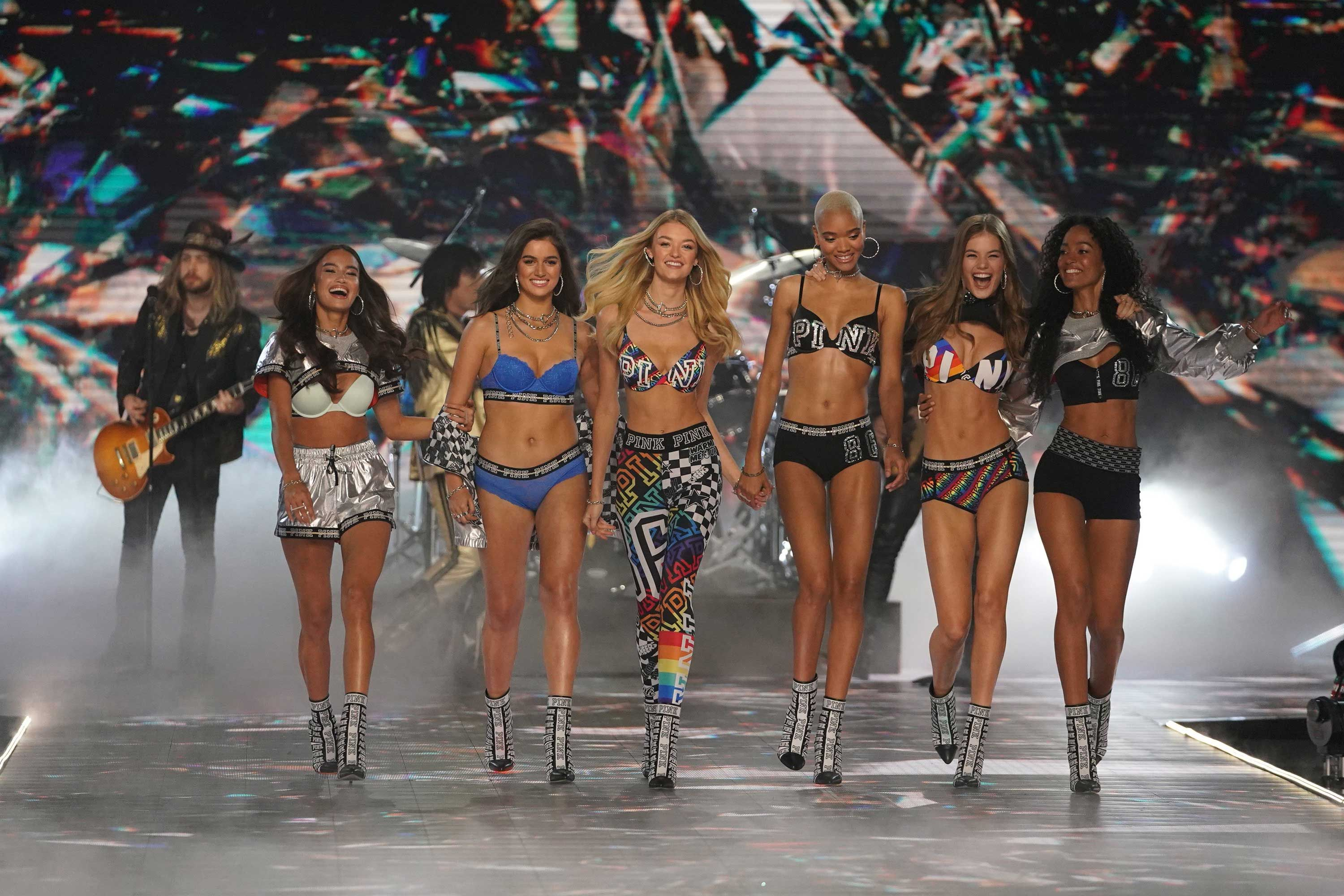 4bf7d730d6a Why Victoria's Secret still refuses to include plus-size women in its shows