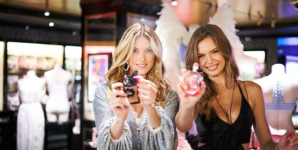 Grand Opening Of Victoria's Secret Hong Kong Flagship Store