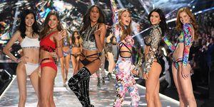 Victoria's Secret 2018 show finale