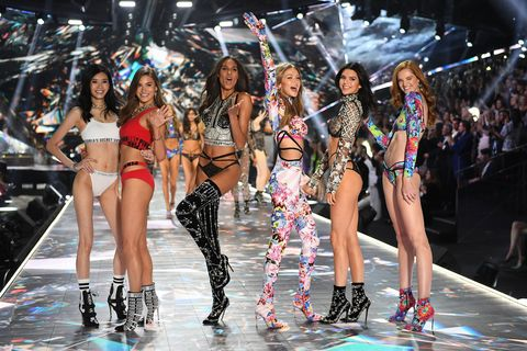 f1363a4a0d Victoria s Secret 2018 show finale. TIMOTHY A. CLARYGetty Images. Victoria s  Secret s chief marketing officer has apologised for ...