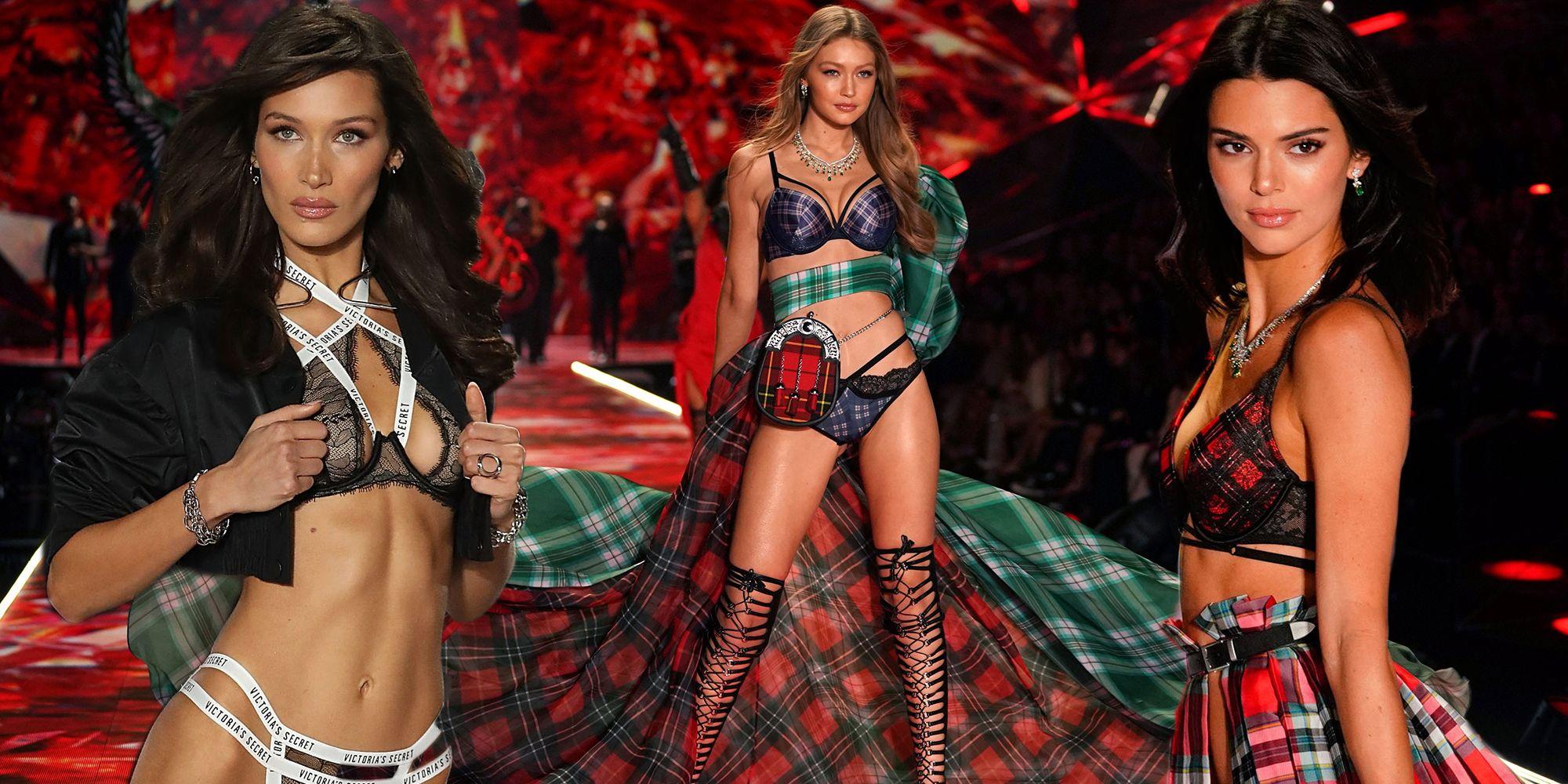 Victoria S Secret Fashion Show 2018 Kendall Jenner Gigi Hadid And