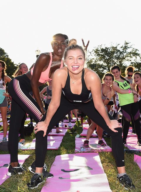 Victoria's Secret PINK Launches Ultimate Sports Bra at Ohio State University