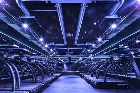 best treadmill classes