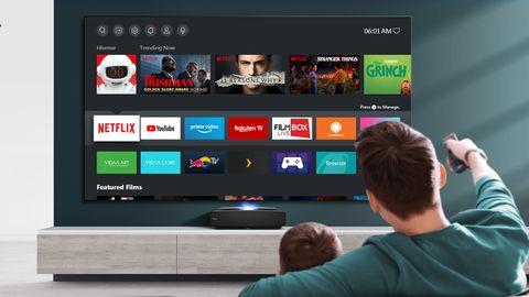 el sistema operativo vidaa de los televisores hisense