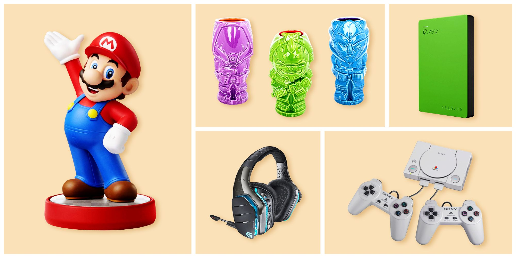 55 Best Gifts for Gamers 2018 - Christmas Gift Ideas for Video Game