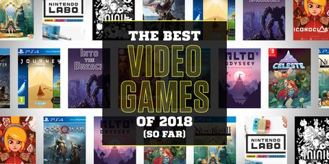 10 Best Video Games of 2018 — Cool New Games for PS4, Xbox and More