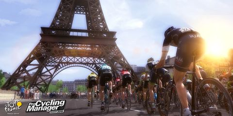 Tour de France 2015 Video Game for Xbox and PlayStation