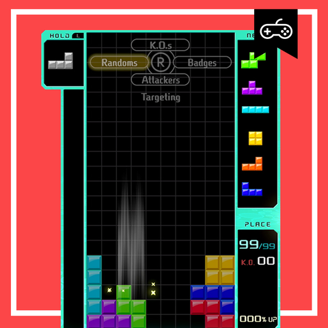 Best Battle Royale To Play Right Now Is Tetris 99 New