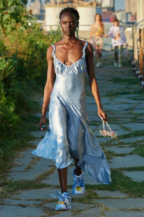 new york fashion week look piu belli